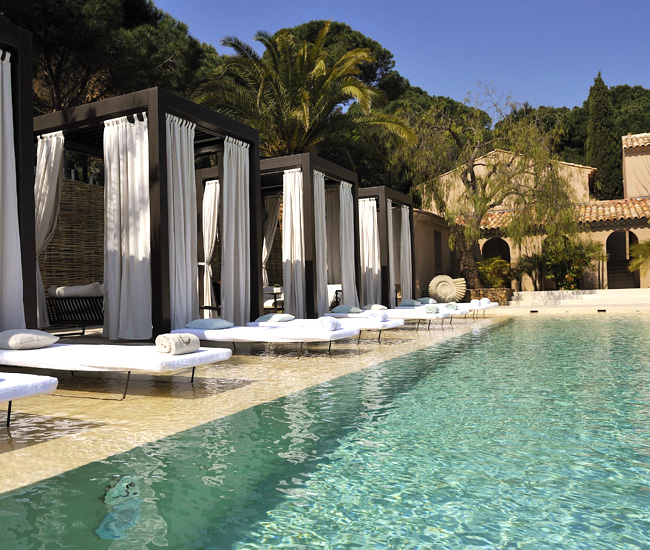 Muse Saint Tropez Luxury Hotel In Saint Tropez